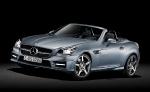 Опубликованы первые фото нового Mercedes-Benz SLK