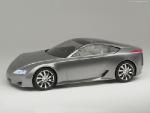 Машина Lexus LF-А