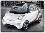 Smart готовится представить концепт электрородстера ForSpeed