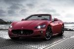 Maserati представит в Женеве «заряженный» кабриолет