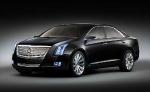 Новый компакт Cadillac ATS проходит дорожные тесты