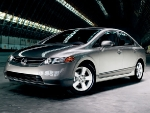 Обновленная версия Honda  Civic