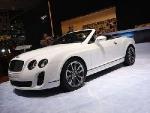 Запуск в серийное производство кабриолета Bentley