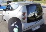 Открылся первый в мире салон по аренде электромобилей
