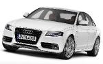 В Европе стартуют продажи обновленного седана Audi A4