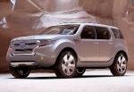 Новый концепт Ford Explorer America