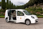 Компания Renault изготовила электромобиль Kangoo для Папы Римского
