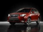 Subaru представила новое поколение кроссовера Forester