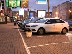 Госдума решила упорядочить ограждения и знаки на парковках