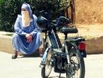 В Индонезийской провинции женщинам запретили пользоваться мотоциклом