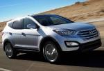 Внедорожник Hyundai Santa Fe увеличился до семи мест