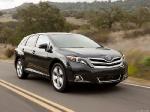 Toyota Venza продадут летом
