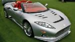B6 Venator от Spyker Cars будет соперничать с Porsche 911
