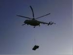 В городах России могут появиться вертолеты-эвакуаторы