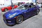 Автомобиль «Nissan GT-R 2013» - новинка этой осенью