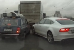 В России каждого агрессивного водителя ждет наказание