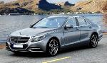 Новое знакомство с Mercedes S- Класса