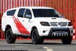 «Заряженная» версия  пикапа Toyota TRD Hilux