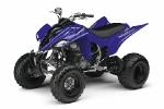 Полно и красочно - квадроциклы Yamaha
