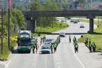 В течение майских праздников пройдет облава на дорогах под руководством ГИБДД