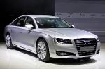 Обновленный седан Audi A8 уже проходит тестирование