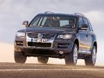 Volkswagen Touareg – гарантия качества