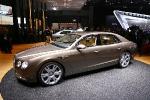 Новейший роскошный седан британской марки Bentley