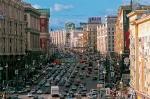 Центр Москвы может