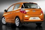 Новое поколение автомобиля Ford Ka