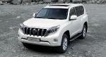 Тест-драйв Toyota Prado 2014 года