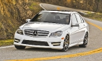 Новый Mercedes C-Class 2013 года