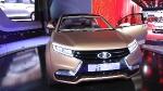 Lada XRAY2 - высокий хэтчбек в жанре SUV