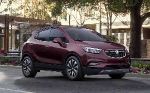 Buick Encore 2017: что обновилось?